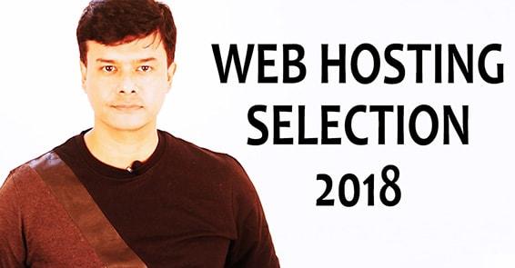 Web-Hosting Selection
