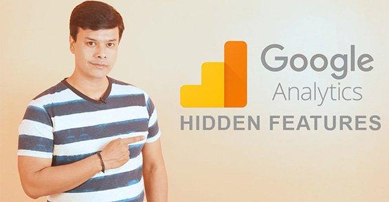 Google Analytics - Hidden Features